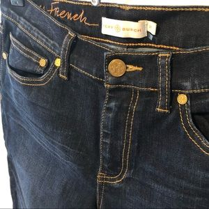 "NWOT Tory Burch ""Pardon my French"" Jean"